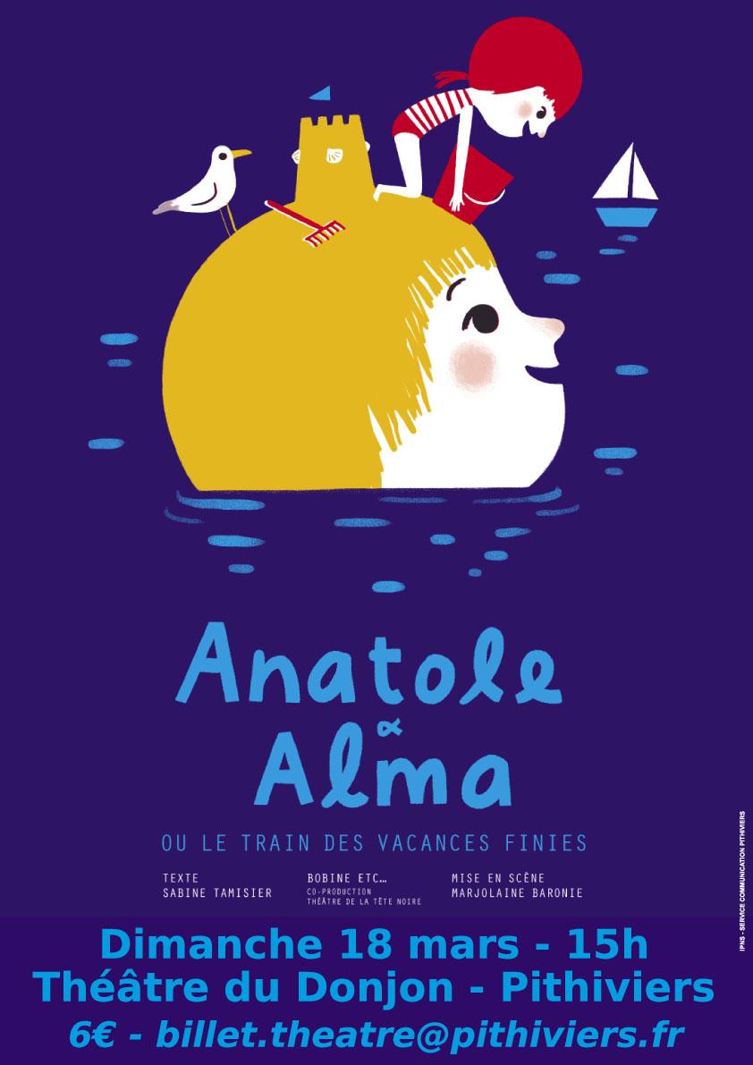 Spectacle familial – Anatole et Alma