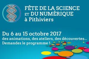 Fête de la science à Pithiviers