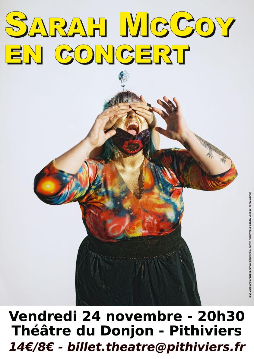 Concert – Sarah McCoy